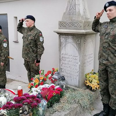 Galeria klasa wojskowa - mundurowa pamięć