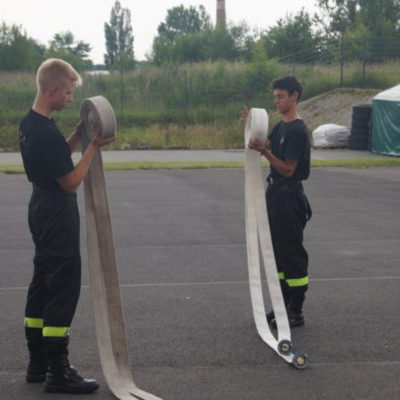 Galeria klasa strażacka