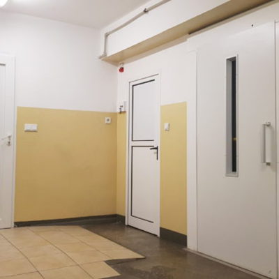 Galeria integracja - warunki budynku