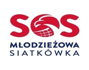 SOS Młodzieżowa Siatkówka - logo