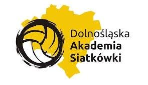 Dolnośląska Akademia Siatkówki - logo