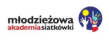 Młodzieżowa Akademia Siatkówki - logo