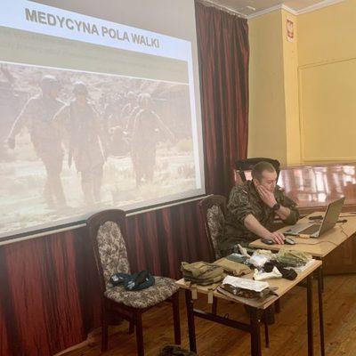 Galeria klasa wojskowa - edukacja wojskowa
