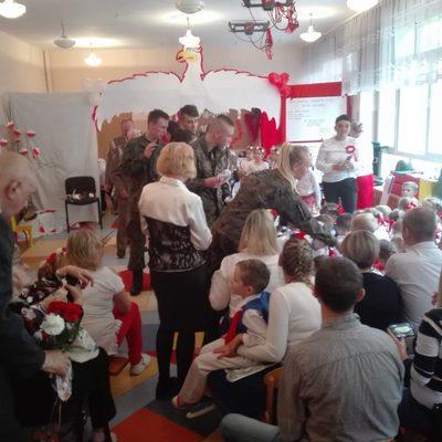 Galeria obchody 11 listopada, przedszkole 17 i kombatanci