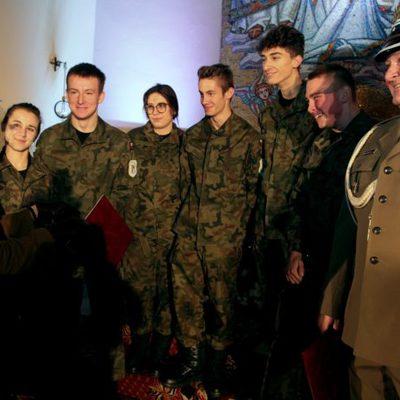 Galeria obchody 11 listopada, pieśni patriotyczne