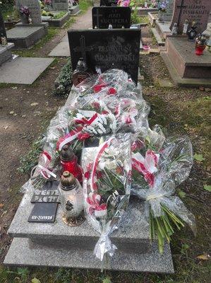 grób Eugeniusza Grabowskiego