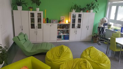Galeria zielona sala